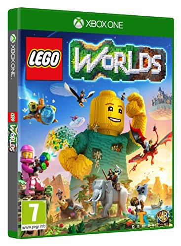 Warner Bros LEGO Worlds, Xbox One Básico Xbox One Inglés, Italiano vídeo - Juego (Xbox One, Xbox One, Acción / Aventura, Modo multijugador, E10 + (Everyone 10 +))