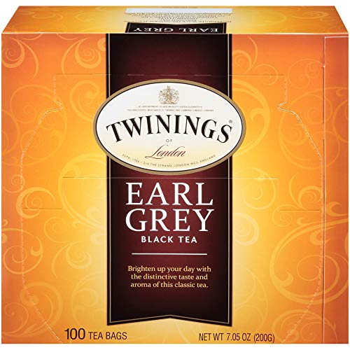 Twinings of London Earl Grey Black Tea