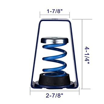 Vibration Isolator Spring 380 to 510 lb.