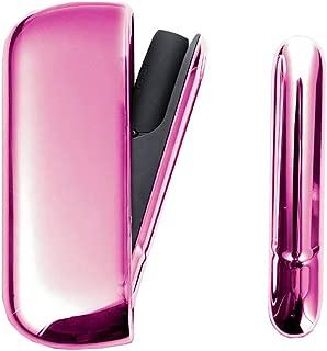 アイコス 3の電気鍍金ケースに適用 しますiqos キャップルチ IQOS3ケースドアカバー 5色の中から選択できます (ピンク)
