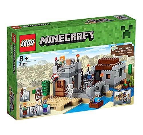 LEGO - El Fuerte del Desierto (21121)