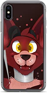iPhone 6 Plus/6s Plus Pure Clear Case Cases Cover Five Nights at Freddy's - Foxy The Pirate