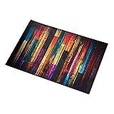 alfombra tela cocina