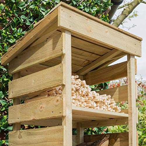 Rowlinson, Natural Timber, Narrow Log Store