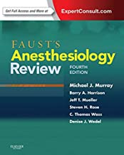 Faust's Anesthesiology Review E-Book