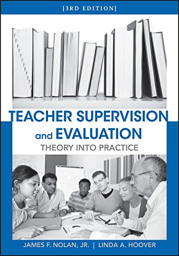 Teacher Supervision and Evaluation -  Nolan Jr., James, Teacher's Edition, Paperback