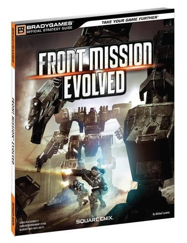 Front Mission Evolved Official Strategy Guide