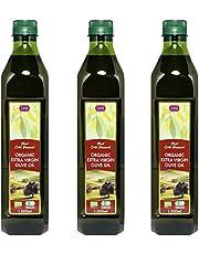 チブギス オーガニック エキストラバージン オリーブオイル【大容量=全部で3リットル】1,000ml ペットボトル X 3本【有機JAS認定・EUオーガニック】CIVGIS Organic Extra Virgin Olive Oil 1,000ml x 3 pcs