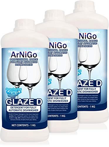 ArNiGo Dishwasher Detergent Combo Pack of 3 KG