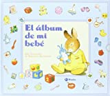 El álbum de mi bebé (azul) (Album De Mi Bebe)