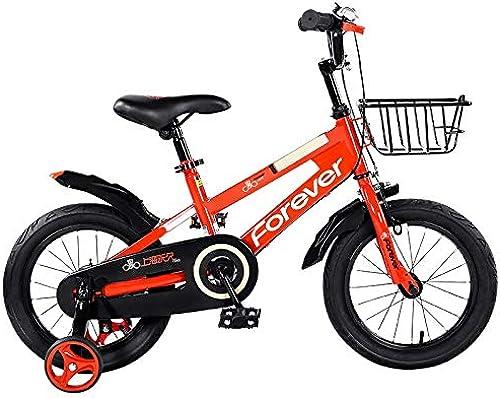 suministro directo de los fabricantes Minmin-chezi Bicicleta Infantil Niños Niños Niños niña Niño Bicicleta 14 Pulgadas Bicicleta 3-6-9 años Alumnos bebé Cochecito  precios razonables