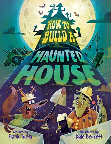 How to Build a Haunted House (English Edition)