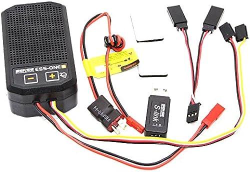 Integy RC Model Hop-ups C27871 Sense Innovations ESS One+ 2017 Version Engine Sound System for R C Vehicle