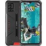 """UMIDIGI Smartphone Bison Teléfono Móvil 8GB RAM + 128GB ROM,Clasificación IP68 e IP69K FHD + de Pantalla Completa de 6.3"""" con Batería de 5000 mAh y Cámara Cuádruple de 48 MP, Versión Global 4G Volte"""