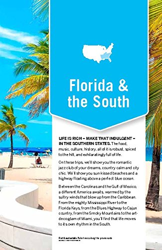 Lonely Planet USA's Most Useful Trips (Trips Country) - 512wxSLedmL