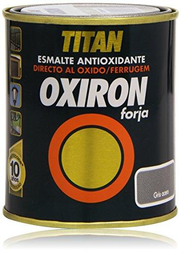 Oxiron - Esmalte antioxido forja gris oxiron 375 ml