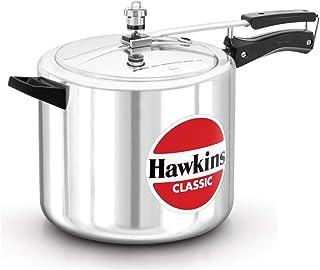 Hawkins Pressure cooker, Small, Silver