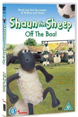 Shaun The Sheep - Off the Baa [Reino Unido] [DVD]