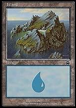 Magic: the Gathering - Island (336) - Mercadian Masques