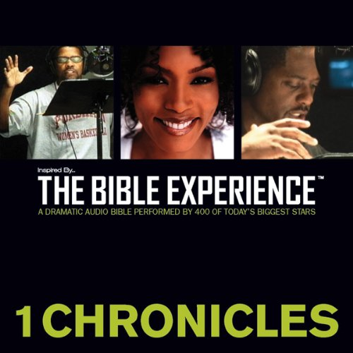 1 Chronicles audiobook cover art