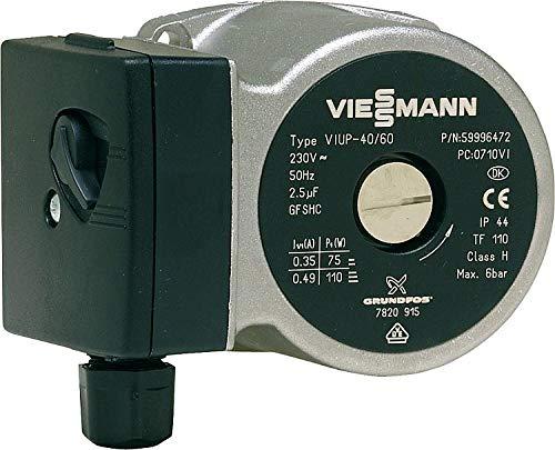 Umwälzpumpenmotor Modell Vitopend 200W Art. Nr. 7820915 UP40/60 von Viessmann