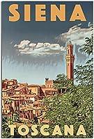 アートポスターヴィンテージ旅行ポスター装飾絵画インテリアポスターモダンオフィスキャンバスアートパネルポスター装飾50x70cm x1 フレームレス