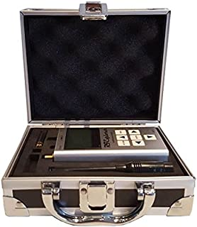 RF Explorer Model 3G Combo With Aluminium Case and Pro Downloadable Software for Windows and Mac includes RF and Wi-Fi Analyzer software