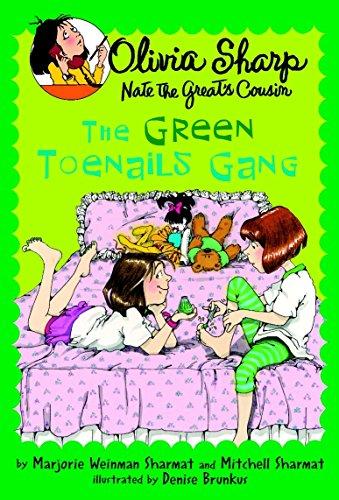 The Green Toenails Gang (Olivia Sharp: Agent for Secrets)の詳細を見る