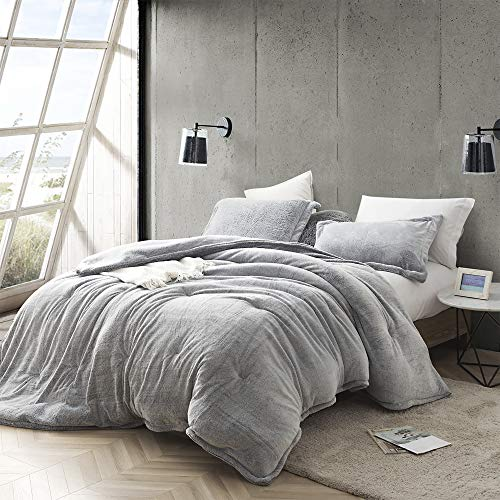 Byourbed Coma Inducer Oversized King Comforter - Frosted - Black