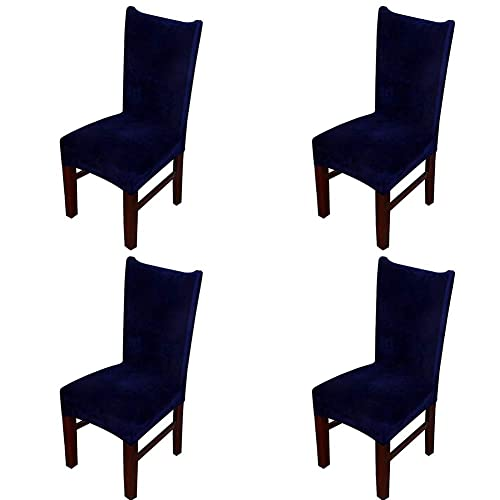 Navy Blue Chair Covers Amazon Com