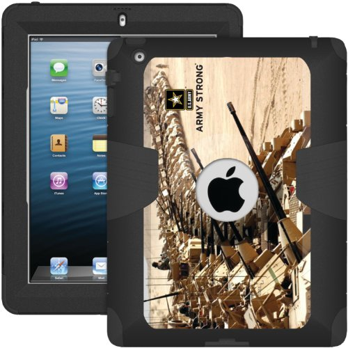 Trident Kraken AMS Case for Apple New iPad-Retail Packaging-U.S Army Life