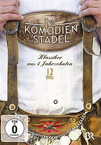 Komödienstadel Klass./12D [12 DVDs]