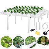 水耕栽培キット、水耕植栽機器減水と深海養殖バルコニーガーデンシステム野菜ツール栽培キット、ウォーターボックスなし