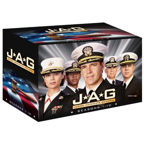 JAG: JAG: The Novel