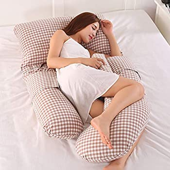 AEIL G Shape Pillow Pregnant Woman Side