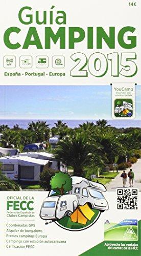 Guía Camping FECC. 2015