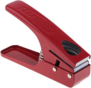 F Fityle Professional Guitar Pick Punch DIY Maker Hole Punch Plastic Card Cutter Machine Multifunction Tools Suit for Plas...