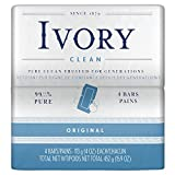 Ivory Original 4-Count: Bath Size Bars (4 Oz), 16 Ounce by Ivory