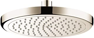 hansgrohe Croma 9-inch Showerhead -Spray in Brushed Nickel, 26915821