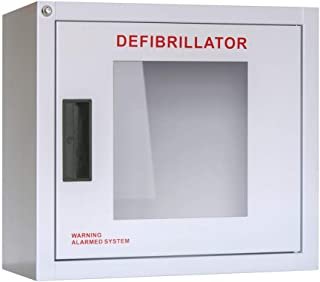 Heartsmart AED Wall Cabinet with Alarm