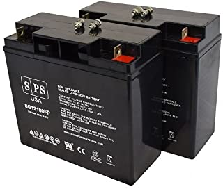 Genesis NP18-12 12V 18Ah UPS Battery This is an AJC Brand Replacement