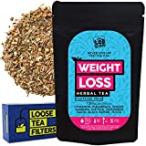 The Tea Trove Organic Weight Loss Herbal Tea for Increasing...