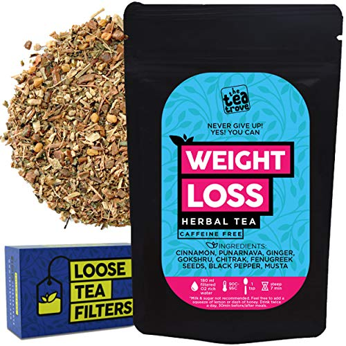 The Tea Trove Organic Weight Loss Herbal Tea