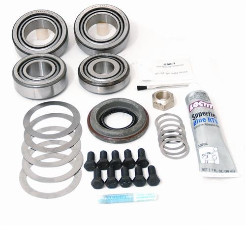 G2 Axle & Gear 35-2031 G-2 Master Installation Kit