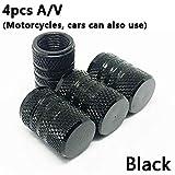 XFC-Caps, 4pcs vélo roue pneu couvert voiture moto camion tube universel tube pneu bicyclette air valve de...
