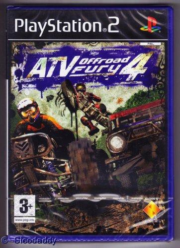 ATV Offroad Fury 4 (PS2) [PlayStation2]