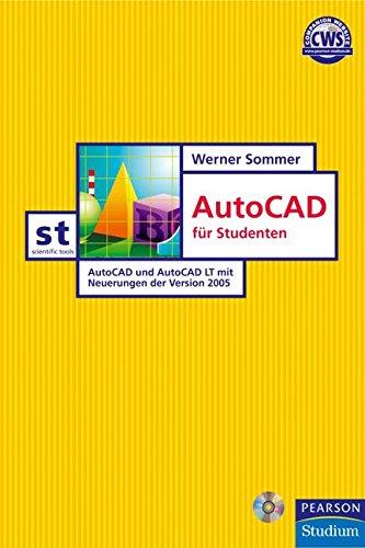 AutoCAD: für Studenten und Schüler (Pearson Studium - Scientific Tools)