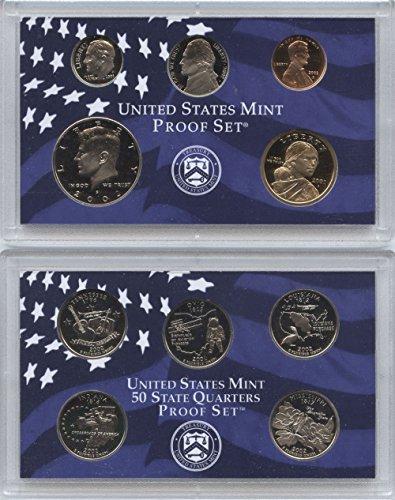 2002 S Collection Proof Set Uncirculated