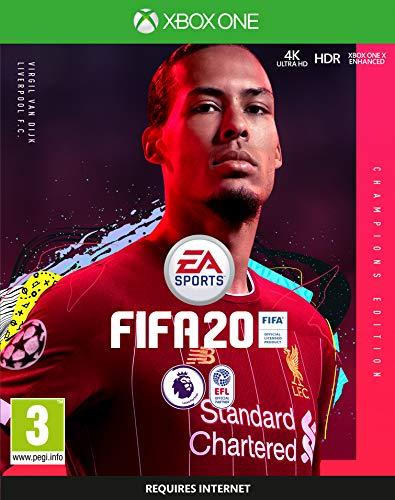 FIFA 20 Champions Edition - Xbox One [Importación inglesa]
