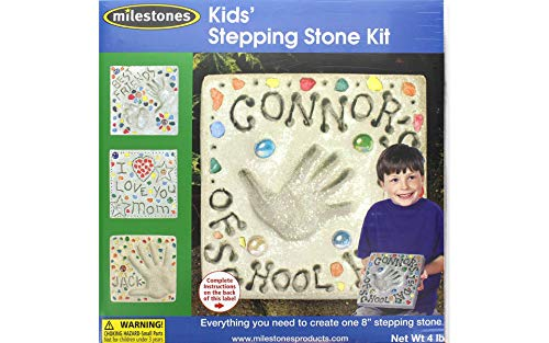 StoneCraft (90111232) 8 Inch Mosaic Stepping Stone Kit